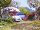 軽キャンパーファンに捧ぐ 軽キャン◎得情報-伊都乃国白糸オートキャンプ場