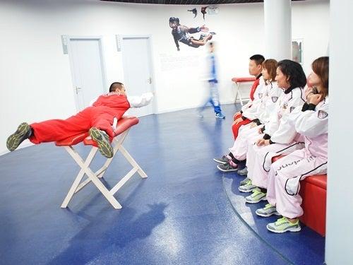 中国大連生活・観光旅行ニュース**-大連金石灘飛行体験館