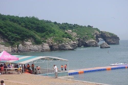 中国大連生活・観光旅行ニュース**-大連 地質公園