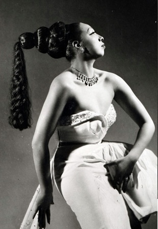 Time Tested Beauty Tips * Audrey Hepburn Forever *-グレース・ケリーとジョセフィン・ベーカー
