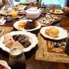 朝ご飯の風景②の画像