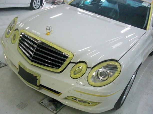 京都の女職人が書く車のブログ☆★-ベンツ E320