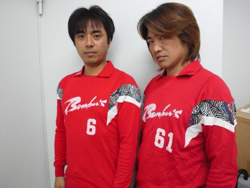 「東京ボンバーズ 猪狩」の画像検索結果