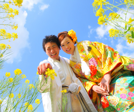静岡・浜松 低価格結婚式、フォトウェディング のホワイトベル志都呂