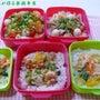 中華丼弁当(家族弁)