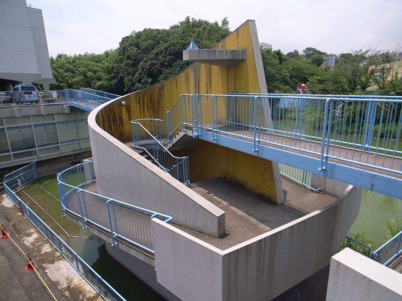 ぽむ吉マニアックス-竹山団地スロープ001