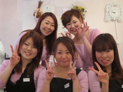 $nail salon bluebeans 主宰高嶋りえのHappy nail life★