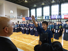小田原剣道連盟blog-選手宣誓