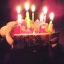 息子の16歳の誕生日