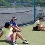 NTT女子国体合宿~…