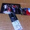浜田麻里さんFC会報&サマーカードと演劇実験室◉万有引力のチケット。の画像