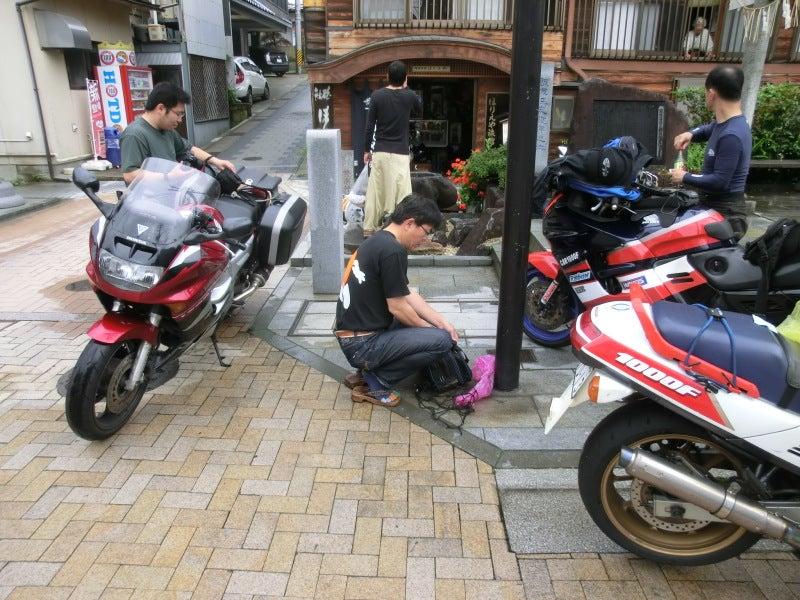 ゴールデンレトリバー花子   おまけのバイク日記