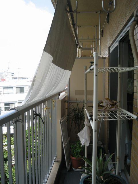 Balcony Curtains