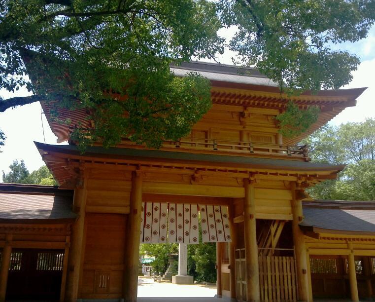 神直毘神・大直毘神が祀られている神社 | サロン・ド・吉田荘通信