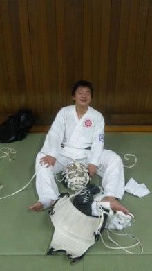 オジジと日本拳法-吉岡先生