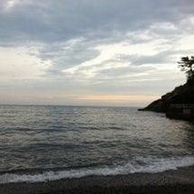 青海島へ行ったよ