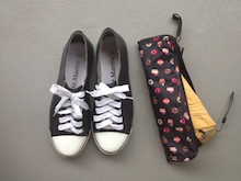 $瀬戸の花嫁のブログ-雨靴と傘