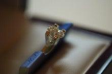 ネットでジュエリー買っちゃった♪ -ゼクシィ 婚約指輪 結婚指輪 ブルーナイル