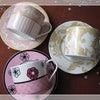 ポーセラーツ・ワンデイレッスンのC&S色々の画像