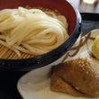 丸亀製麺 ざるうどん…
