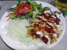 遥香の近況日記-トルコ料理