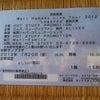 浜田麻里さんライブ追加公演(7/20)@中野サンプラザのチケット。の画像