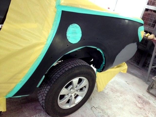 京都の女職人が書く車のブログ☆★-トライトン