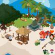 ≪お祭り風の島コンテ…