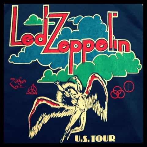 "LED ZEPPELIN | ""Re birth"" Used..."