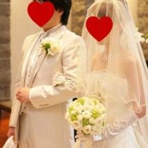 結婚式レポ ~挙式当…