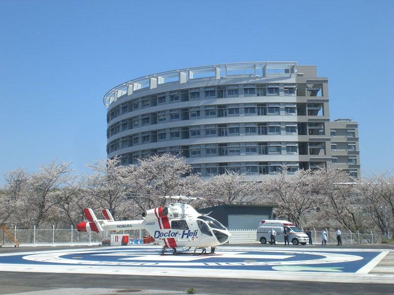 君津中央病院ドクターヘリTシャ...