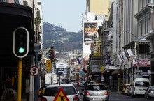 自転車世界横断!!TERU-TERU project-Cape Town02