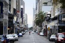 自転車世界横断!!TERU-TERU project-Cape Town01