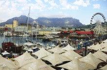 自転車世界横断!!TERU-TERU project-Cape Town05
