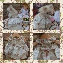 手作り犬服 twinklesnow&merci Bのブログ-ポメラニアン ハンドメイド服