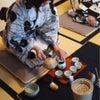お煎茶体験の画像