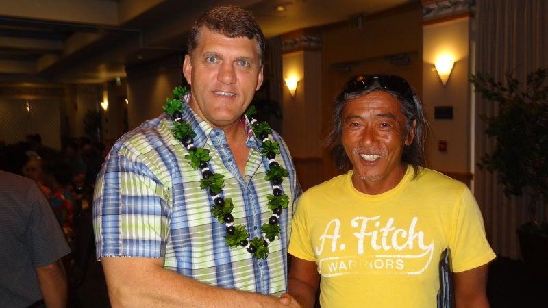 ハワイからあなたへ