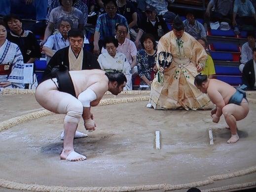 アモーレ番長  男泣かせブログ-お相撲 夏場所 06