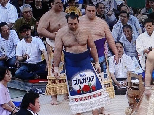 アモーレ番長  男泣かせブログ-お相撲 夏場所 14
