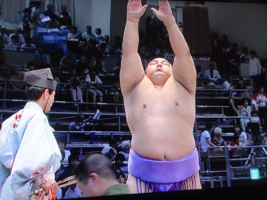 アモーレ番長  男泣かせブログ-お相撲 夏場所 29