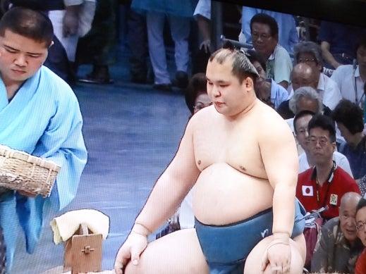 アモーレ番長  男泣かせブログ-お相撲 夏場所 04