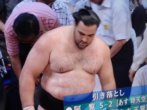 アモーレ番長  男泣かせブログ-お相撲 夏場所 22