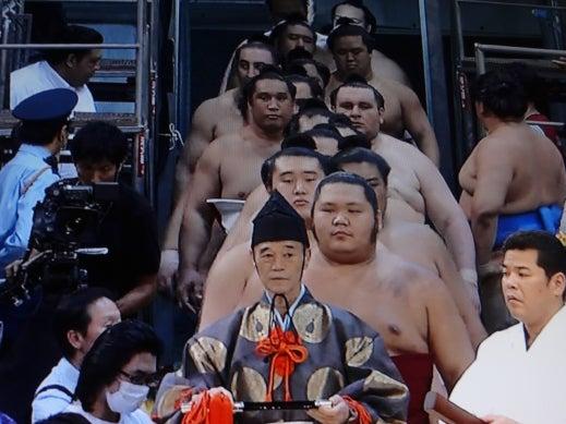 アモーレ番長  男泣かせブログ-お相撲 夏場所 13