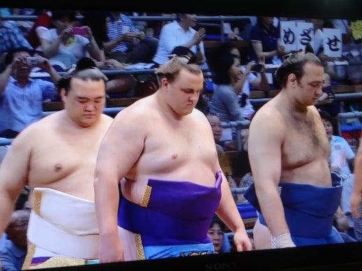 アモーレ番長  男泣かせブログ-お相撲 夏場所 15