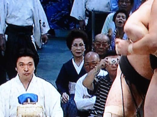 アモーレ番長  男泣かせブログ-お相撲 夏場所 43