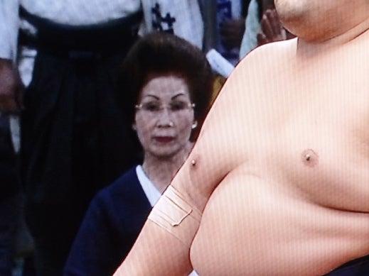 アモーレ番長  男泣かせブログ-お相撲 夏場所 34