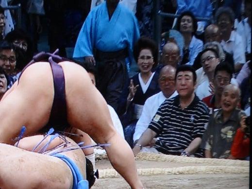 アモーレ番長  男泣かせブログ-お相撲 夏場所 40