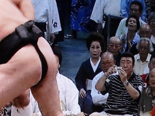 アモーレ番長  男泣かせブログ-お相撲 夏場所 47