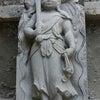 「 不動明王 」 制作中の画像
