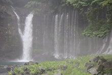日々 更に駆け引き-白糸の滝